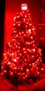 Decorated Sithmas Tree