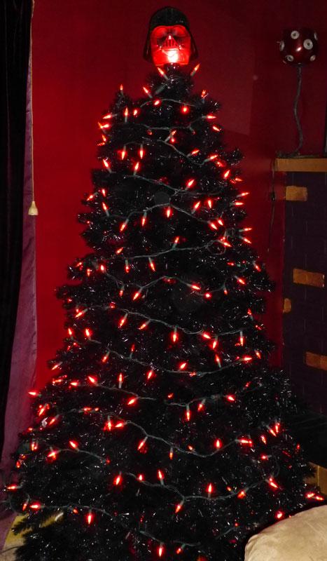 Sithmas Tree Is Up